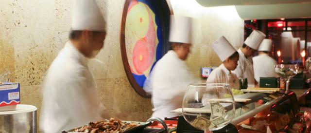Pacific Rim Restaurant