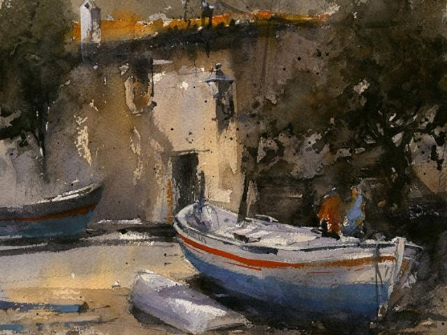Paint Outdoors with Master Artist Vladislav Yeliseyev