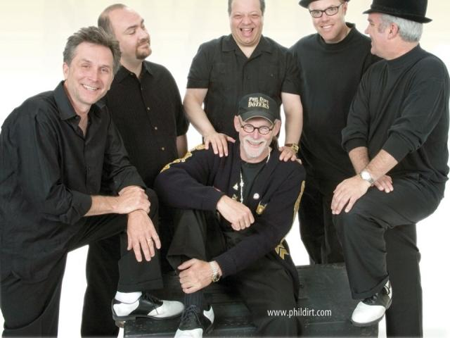 Phil Dirt and the Dozers Benefit Concert for the Charlotte Chorale