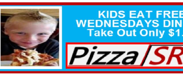 Kids Eat FREE on Wednesdays. - Kids Eat FREE on Wednesdays. PizzaSRQ.