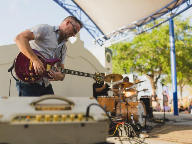 Realize Bradenton's Music in the Park