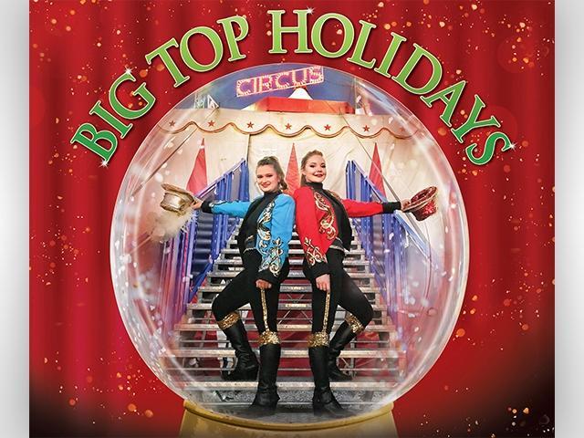 Sailor Circus Holiday Performances