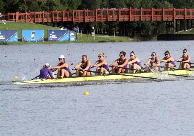 College Rowing - We're again the home of the NCAA rowing championships in 2020-22. But we're also the home of rowing regattas for all ages — local, state, national and international alike — and team training in the wintertime and spring.