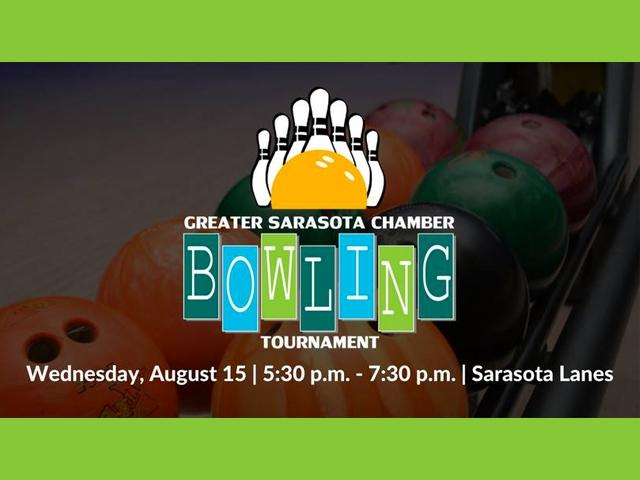Sarasota Chamber Bowling Tournament