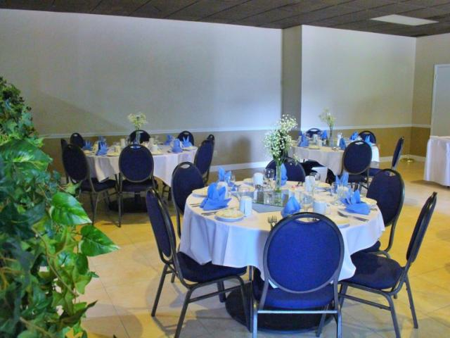 Sahara Room - This is our Sahara Room.  It seats about 60 people.  It is great for birthday, anniversary, retirement parties, baby showers, business meetings, etc!