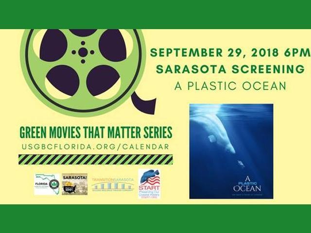 Sarasota Film Screenings: A Plastic Ocean
