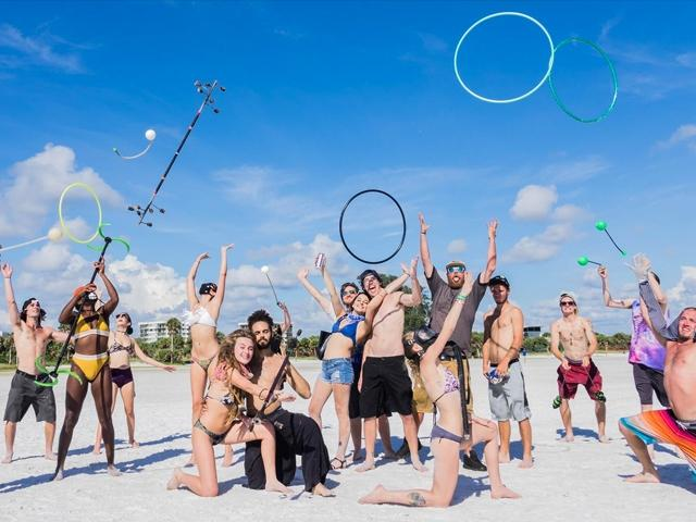 Sarasota Flow Jam *One Year Anniversary Special Edition*