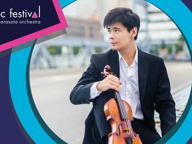 Sarasota Music Festival Presents: Brahms' Violin