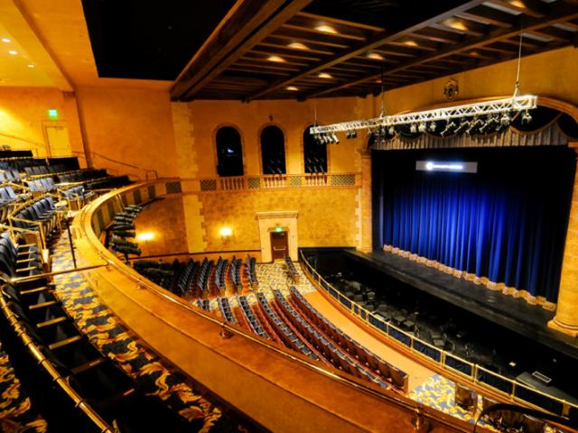 Sarasota Opera House Interior - The William E. Schmidt Opera Theatre