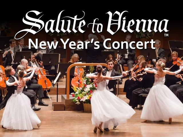 Sarasota: Salute To Vienna New Year's Concert