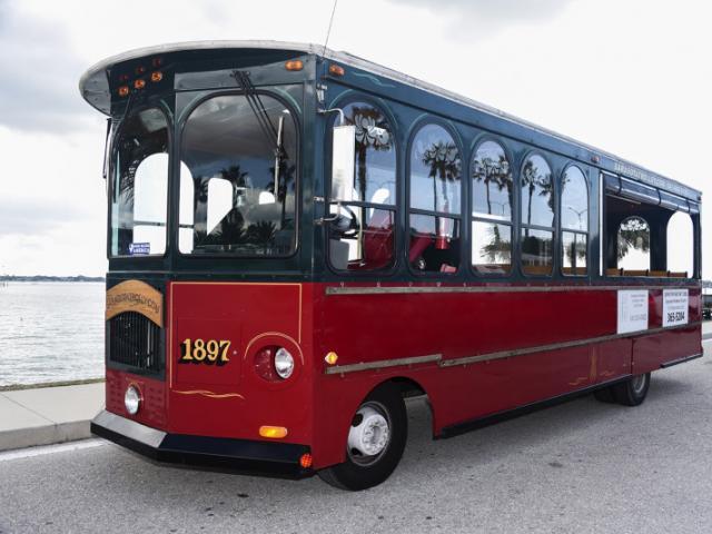 sarasota trolley visit sarasota
