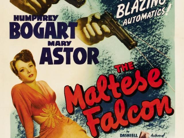 Cinematheque Screening of Maltese Falcon