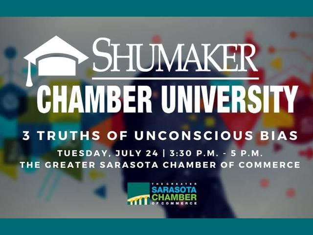 Shumanker Chamber U: 3 Truths of Unconscious Bias