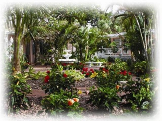 386_640x480.jpg - Cozy Courtyard At Siesta Key Bungalows