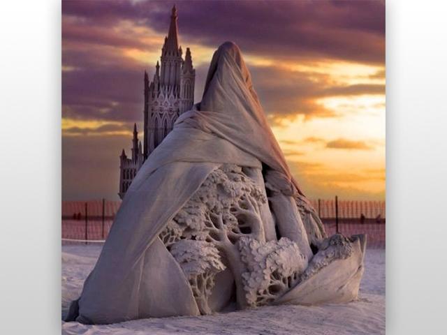 Siesta Key Crystal Classic Int'l Sand Sculpting Festival - 2018