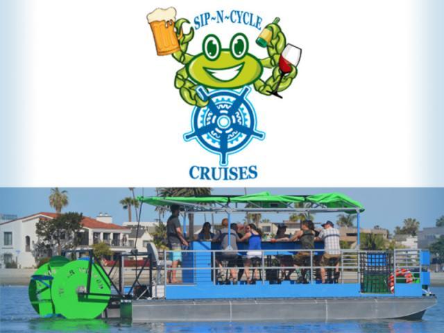 Sip-N-Cycle Cruises