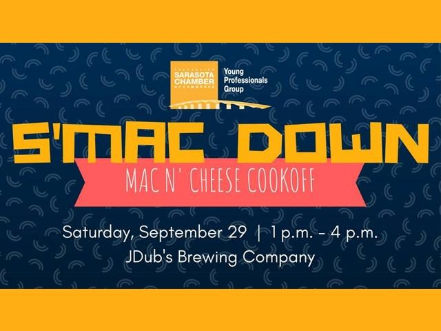 S'Mac Down Mac N' Cheese Cookoff