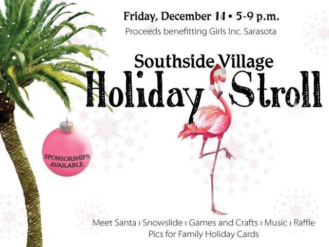 Southside Village Holiday Stroll