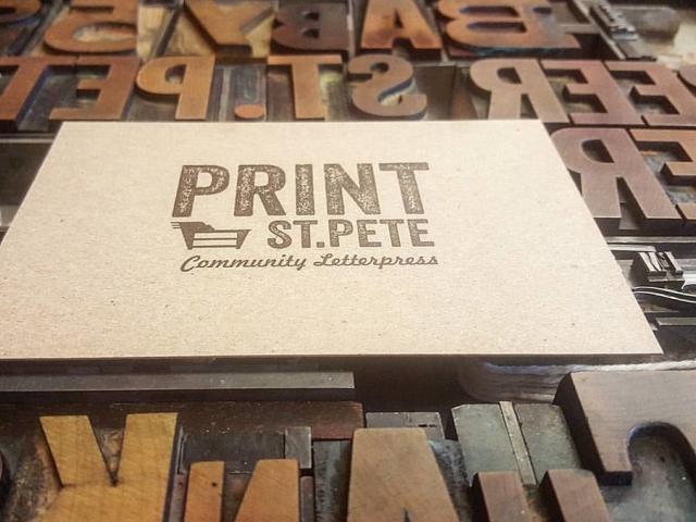 Specimens: Contemporary Letterpress