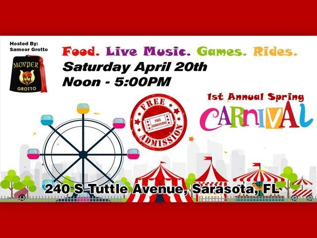 Spring Carnival Festival