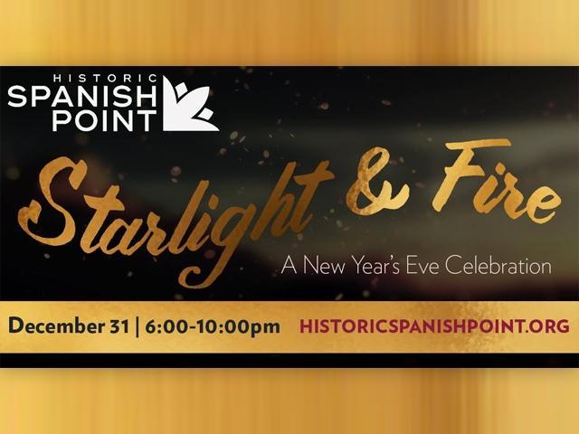 Starlight & Fire: New Year's Eve Celebration