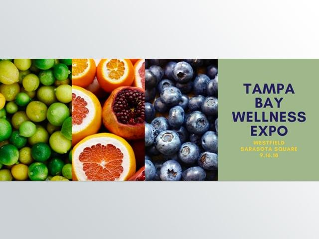 Tampa Bay Wellness Expo September 2018