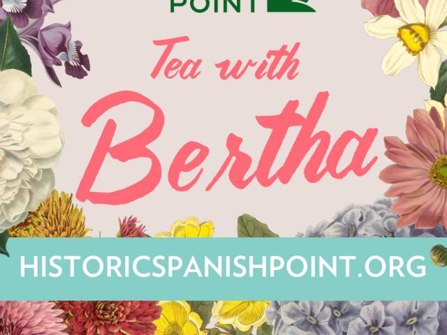 Tea with Bertha