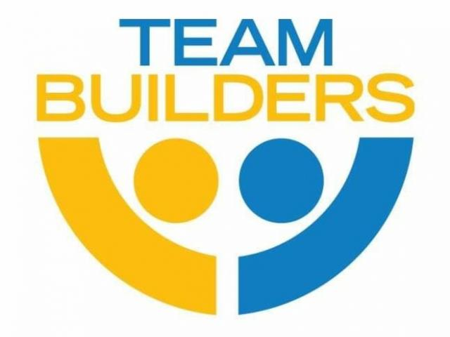 Logo - Team Builders - programs for groups of 6 or more. Fun, engaging and effective events