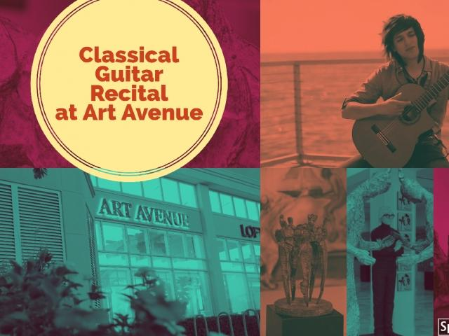 The Amazing Captivating Experience Only Sarasotans Can Have: Picasso, Dali, and Classical Guitar