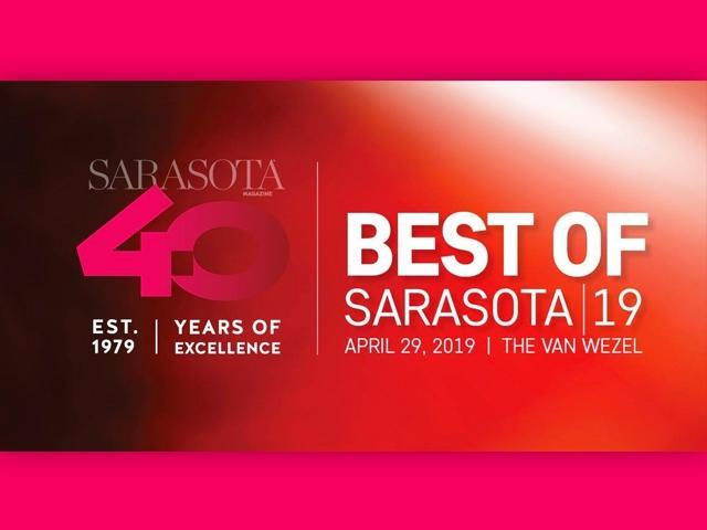 The BEST of Sarasota 2019