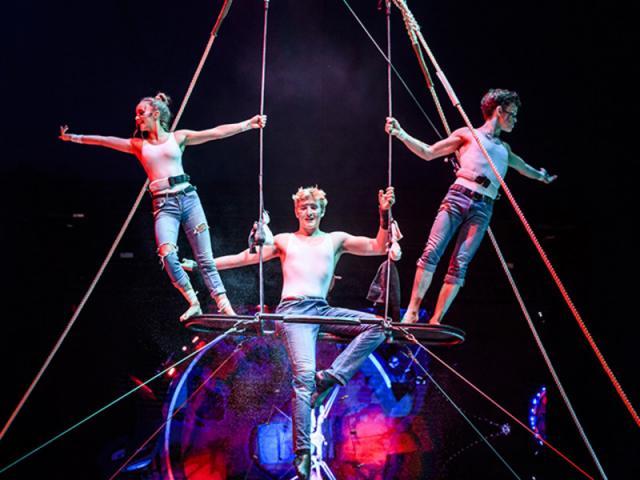 Circus Arts Conservatory 2018 - Credit: Cliff Roles - CVR2291