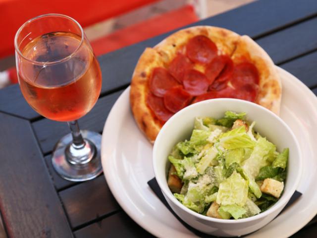 The Fountain Kitchen & Wine Bar