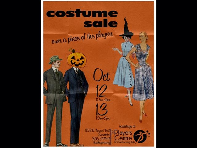 The Players Costume Sale