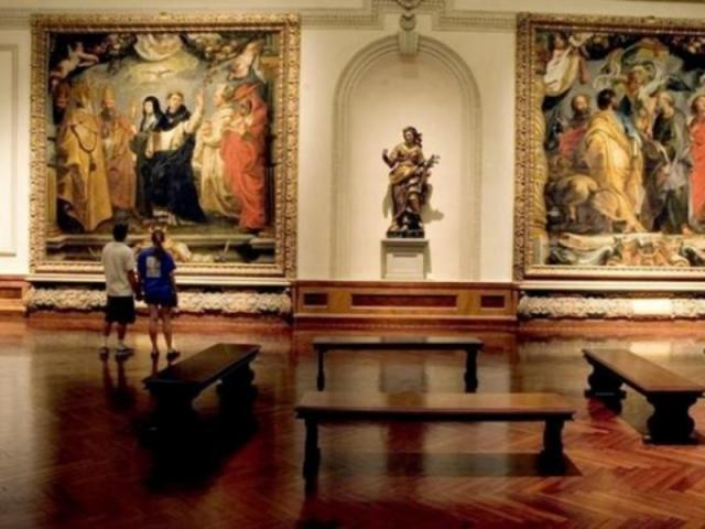443_640x480.jpg - Rubens Gallery in The Ringling Museum of Art, the State Art Museum of Florida