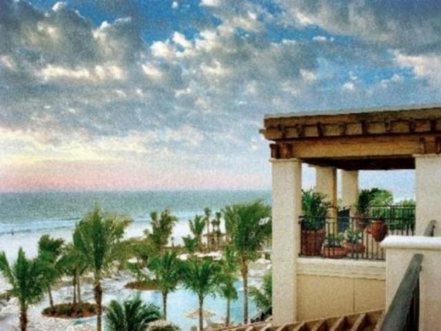 Ritz Carlton Members Beach Club Sarasota Fl