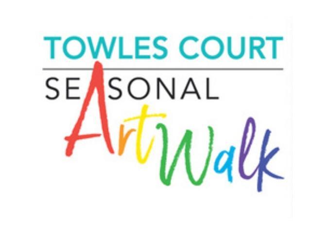 Towles Court Art Walk