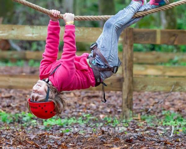 Ropes Courses For Kids