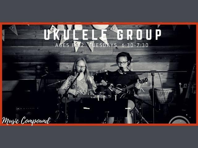 Ukulele Group at Music Compound