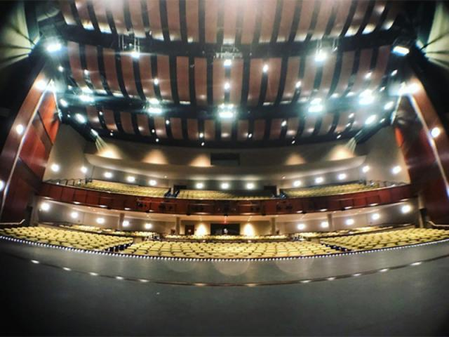 Venice Performing Arts Center - Built in 2014, the Venice Performing Arts Center boasts a 1090 seat theatre.