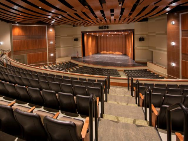 Inside of the VPAC