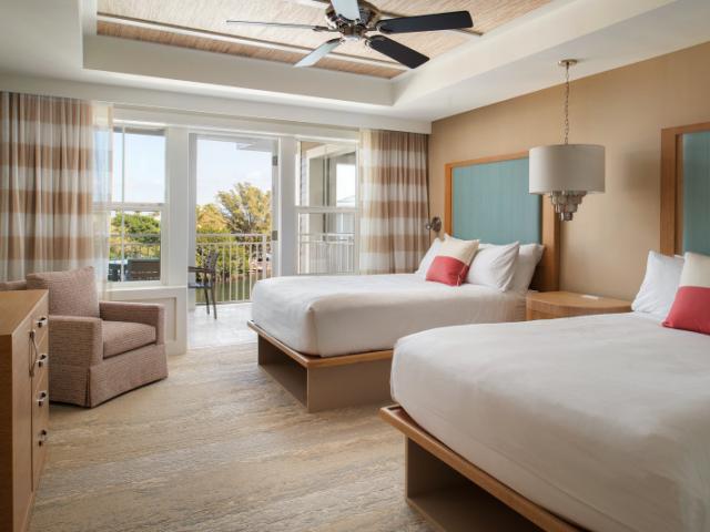 Waterline Two Bedroom Suites