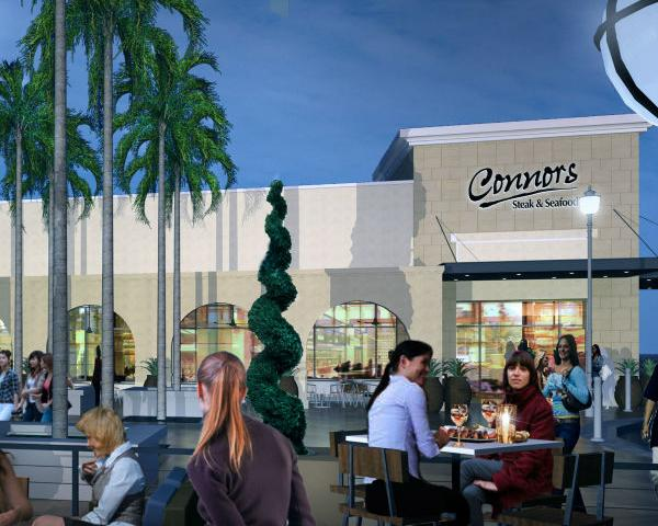 Wf Siesta Key V2 Rendering Of The New Connors Steak Seafood Restaurant That Opens