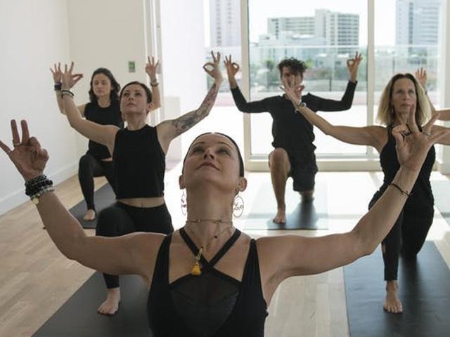 Yoga @ The__Modern