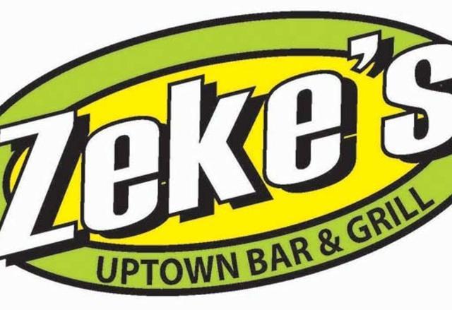 Zekes Uptown Logo - Logo for Zekes Uptown Bar & Grill - Englewood