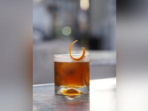Whiskey glass in sarasota florida
