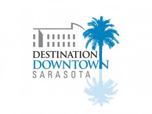 Destination Downtown Sarasota - Logo - Visit our Website!  https://www.destinationdowntownsarasota.com