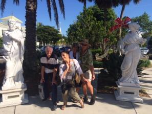 Gods, Goddesses & Myths Walking Tour