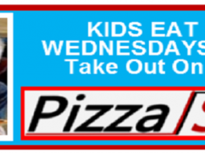 Kids Eat FREE on Wednesdays.