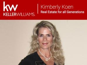 KIMBERLY KOEN - KELLER WILLIAMS REALTY