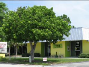 Lemon Bay Playhouse - Lemon Bay Playhouse on Dearborn Street in Englewood Florida